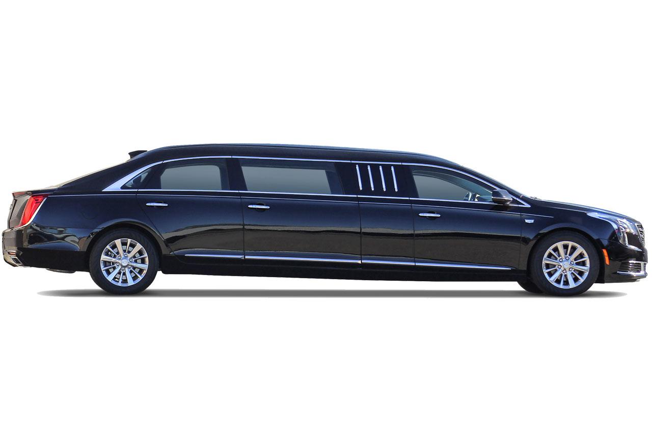 Eagle Coach Cadillac Xts Regency 70 Raised Roof Six Door Limousine