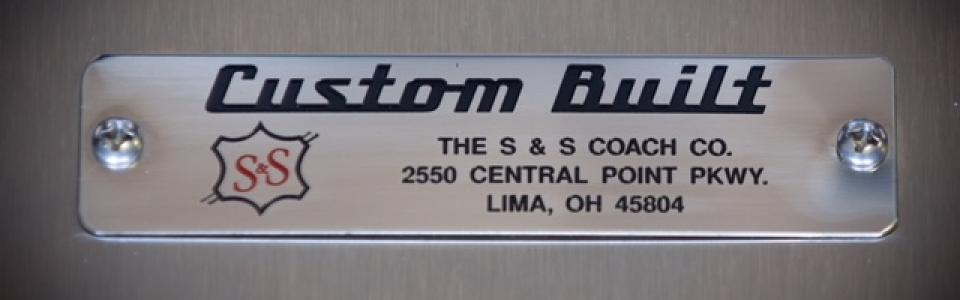 Custom built plate
